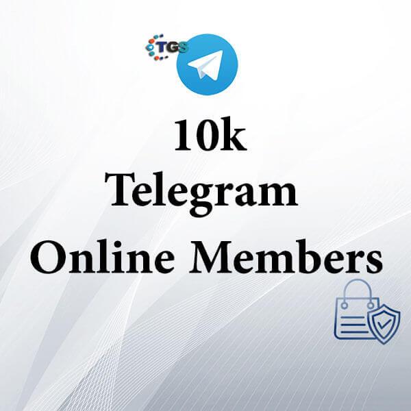 Telegram Channels members